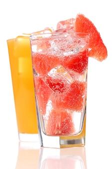 2種類のジュース