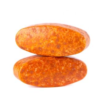 分離された2つの錠剤