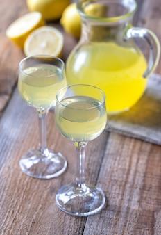 リモンチェッロ2杯