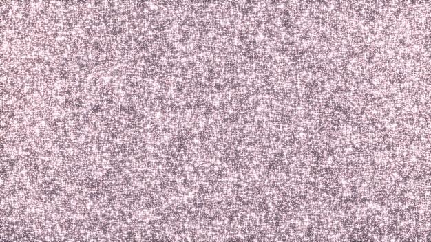 抽象的な輝くキラキラのシームレスな背景の3 dレンダリング。