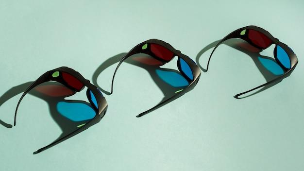 トップビューシネマ3 dメガネ