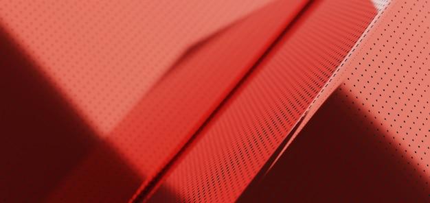 3 dレンダリングドットパターンは、尾根の豪華な背景を反映しています。