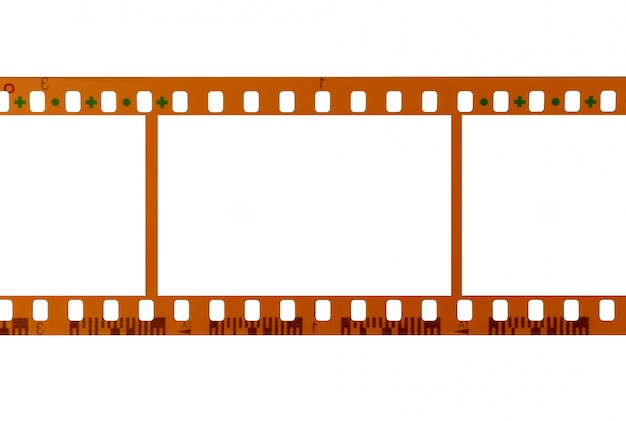 35mm film strip