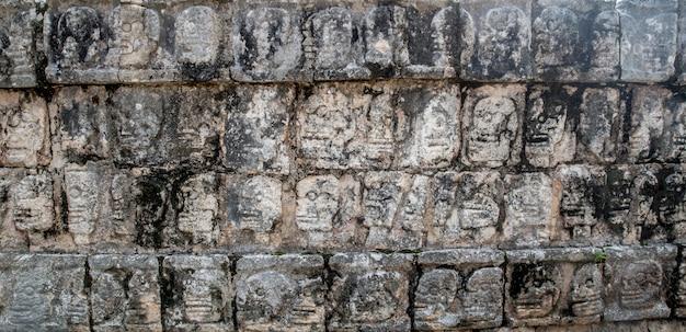 Рельеф майя 3