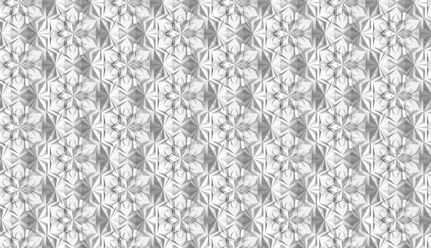 六角形グリッドに基づく3次元の複雑な解剖凸要素のシームレスなテクスチャ。