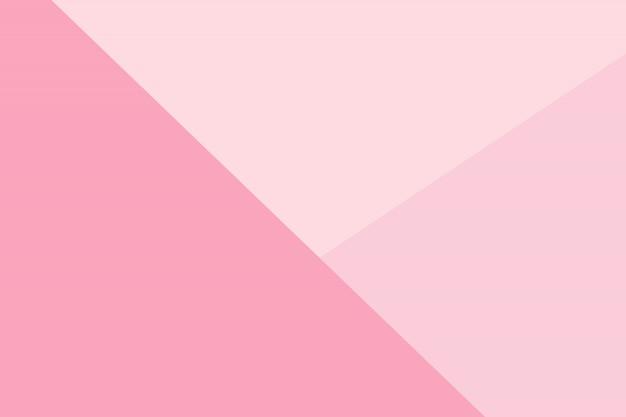 抽象的な色の3トーン紙のベクトルの背景。