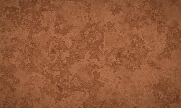 3d абстрактный коричневый фон стены. текстура выветренной почвы.