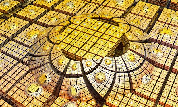 3d абстрактный компьютерный сгенерированный фрактальный дизайн. фрактал - это бесконечный узор. фракталы - это бесконечно сложные узоры, которые самоподобны в разных масштабах. 3d-рендеринг.
