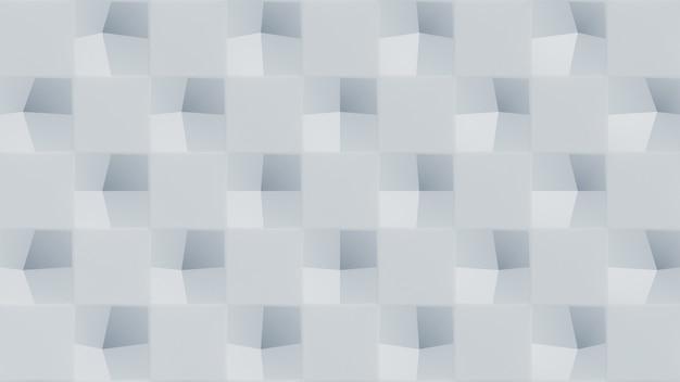 3d 추상 우아한 흰색 바탕 화면 배경