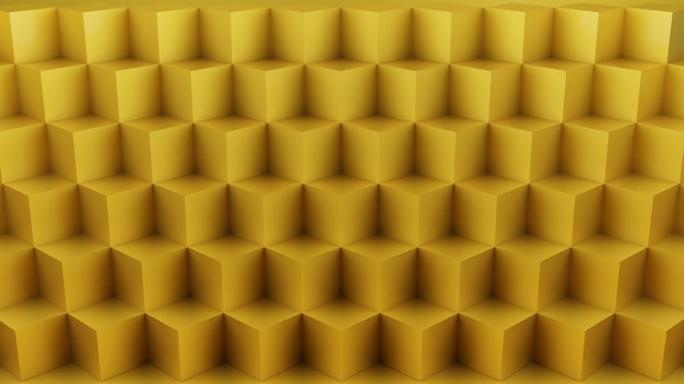 3d background cube mozaic pattern