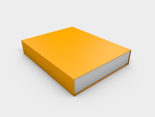 3d box mockup