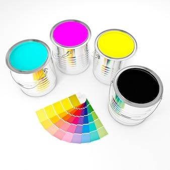 3d can paint