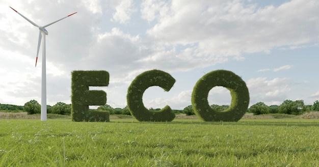 3d eco project for environment