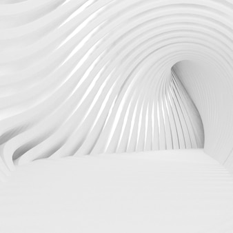 3 dの幾何学的な抽象的な背景