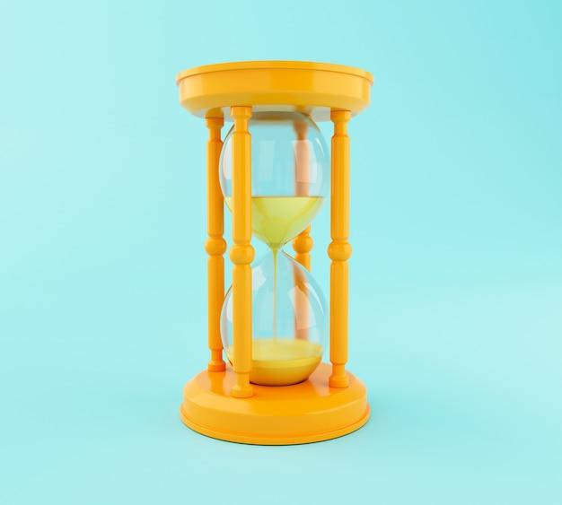 3d 모래 시계