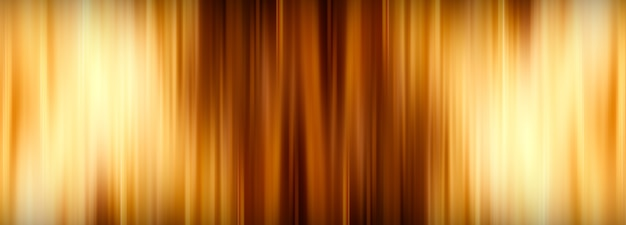 3d иллюстрации абстрактный яркий золотисто-желтый вертикальный полосатый повторяющийся узор с концептуальным дизайном шаблона баннера градиента света и тени. 3d-рендеринг фона красочные и блестящие полосы. Premium Фотографии