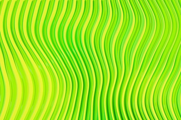 3d 그림 녹색