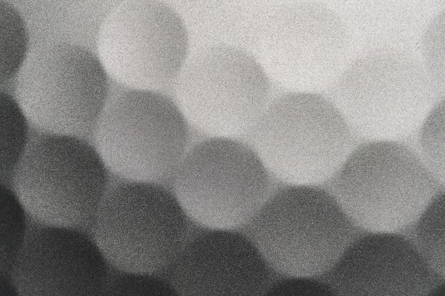 3d металлический фон с узором круга. современный и элегантный серебряный цвет фона.