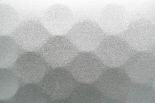 원형 패턴으로 3d 금속 배경입니다. 현대적이고 우아한 은색 배경.