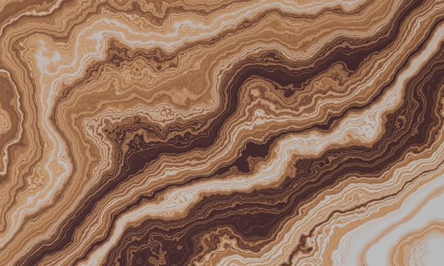 3d rendered brown abstract texture background.