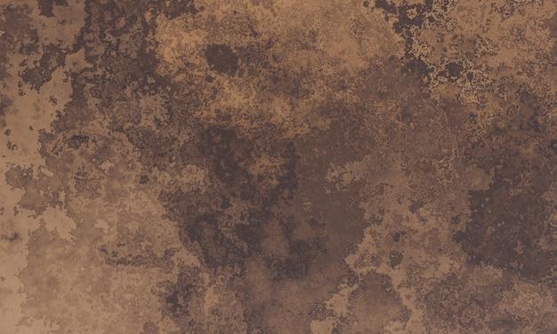 3d 렌더링 갈색 벽 배경