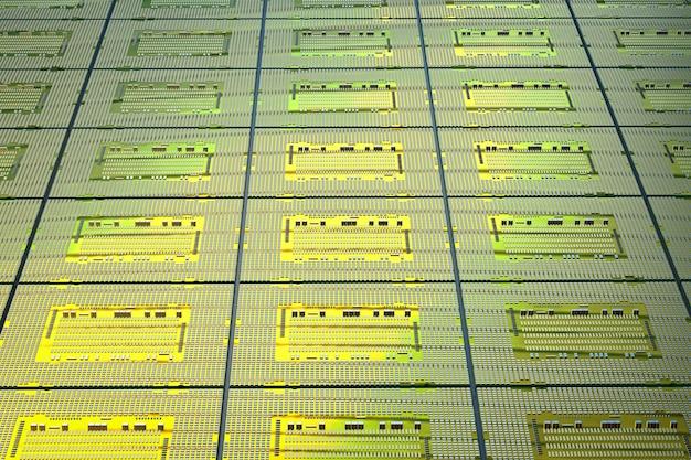 반도체 제조용 3d 렌더링 칩셋