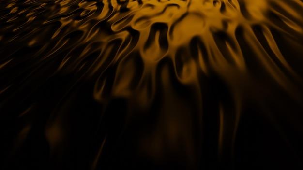 抽象的な暗いテクスチャと明るいテクスチャの3dレンダリング