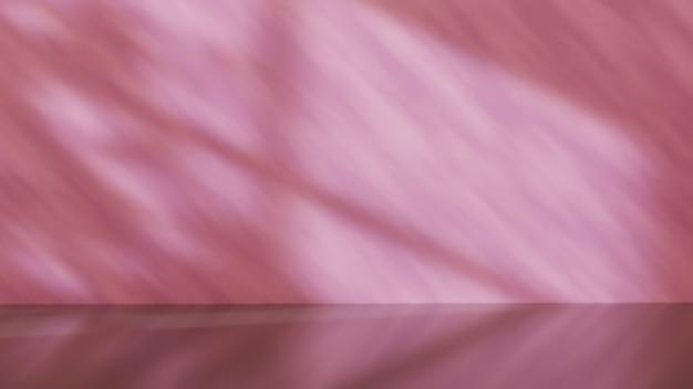 3d-рендеринг фона для демонстрации продуктов, кремов и косметики. для выставочного продукта. макет витрины пустой фон.