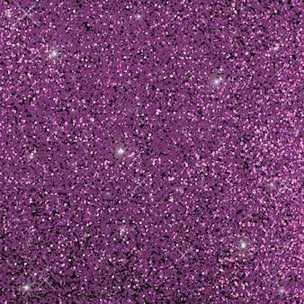 光沢のある豪華な紫色のキラキラ背景の3dレンダリング