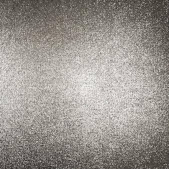 光沢のある豪華なシルバーのキラキラ背景を3dレンダリング