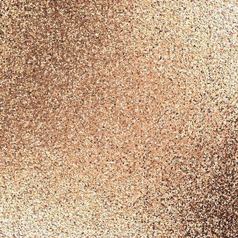 3d rendering shiny and luxury bronze glitter background