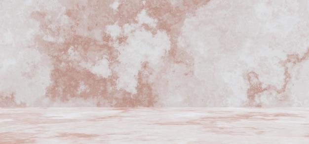 3d 렌더링. 풍 화 시멘트 벽 배경