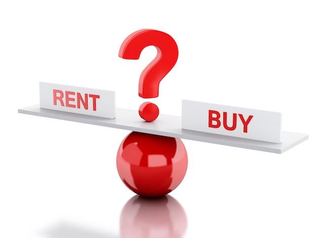 3d seesaw баланс между арендой и покупкой