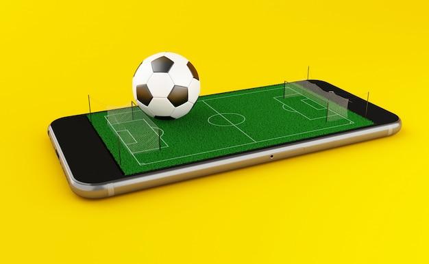 Ставка на 3d soccer онлайн