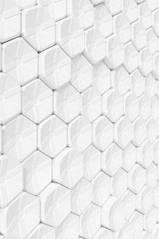 モダンな壁の背景。 3dレンダリング。