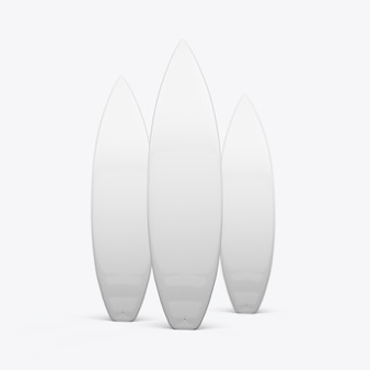 3d визуализация доски для серфинга