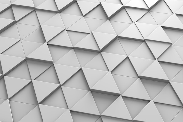Треугольная плитка 3d модель