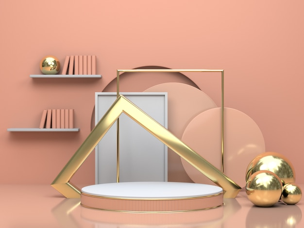 3d визуализация геометрический макет