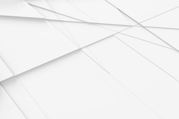 Абстрактный фон из прямых линий, рассекающих поверхность на отдельные части 3d иллюстрации