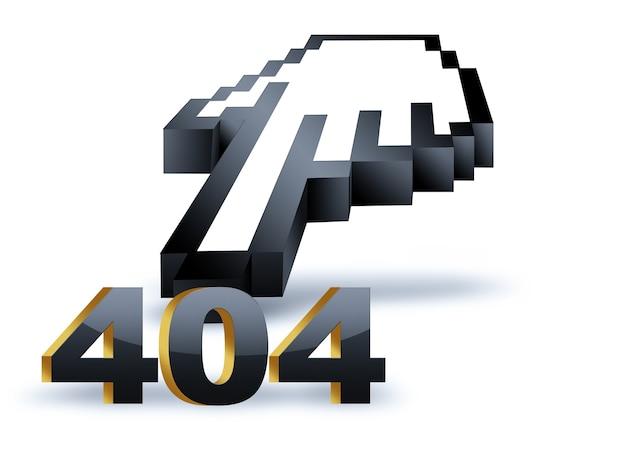 404 error - conceptual original design