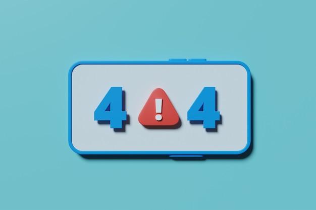 Страница ошибки 404 не найдена. 3d визуализация