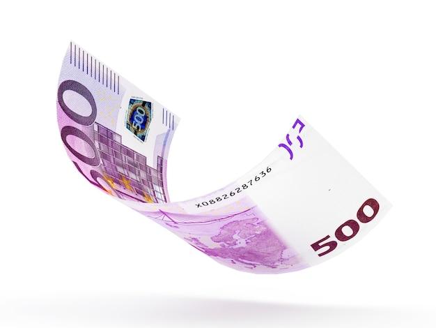 500ユーロ紙幣カール