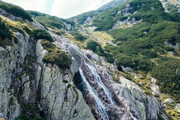 山、5つの湖の谷、ポーランド、ザコパネ