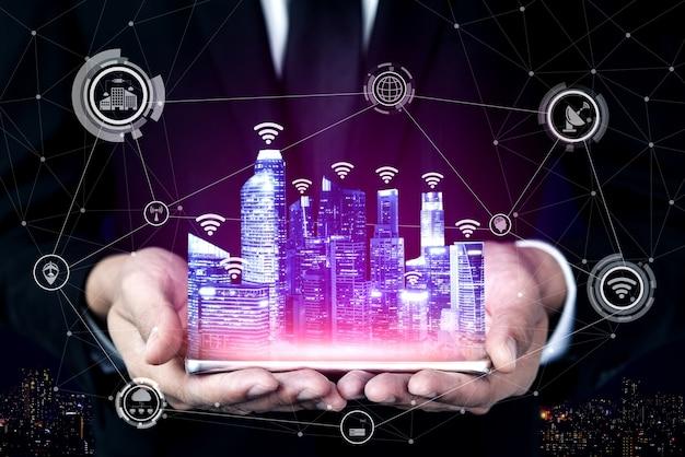 Коммуникационные технологии 5g сети интернет