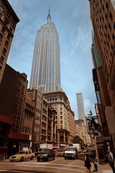 ニューヨーク市マンハッタン五番街5th av us