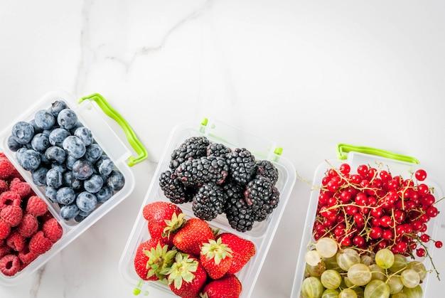 6 видов летних ягод