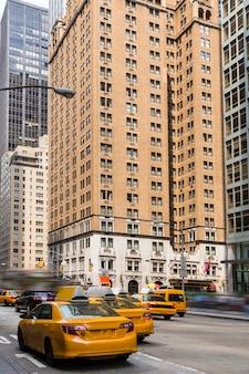 アメリカアベニューオブアメリカ6th av manhattan new york