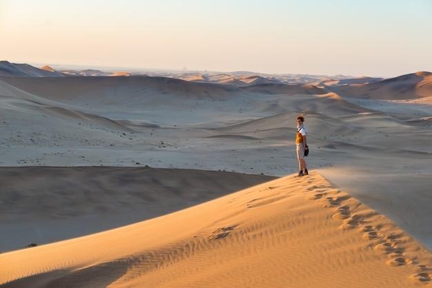 Туристическая прогулка по живописной дюне 7 в уолфиш-бей