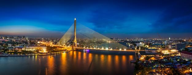 Рама 8 мост