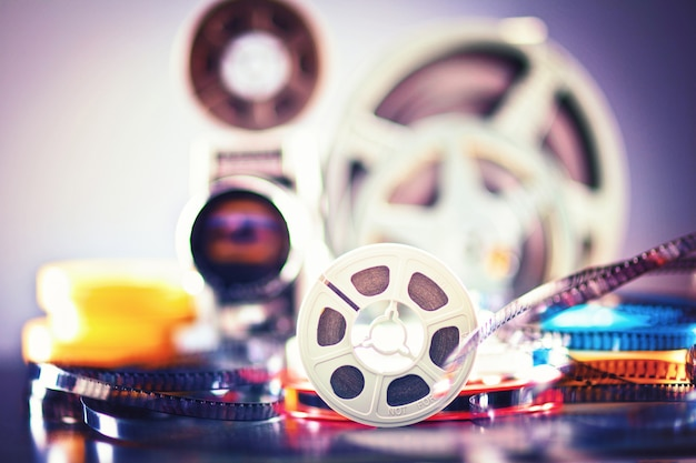 8mm film movie